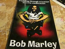 BOB MARLEY STICKER COLLECTiBLE RARE VINTAGE 90'S METAL LIVE DANZIG