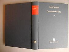 Ludwig Bechstein NEUES DEUTSCHES MÄRCHENBUCH Olms 2007 Werke Band 4 Märchen