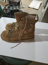 Danner USMC  Marine Hot Desert Mojave  Boots, 26029, 9.5 EE, Safety Toe NIB.