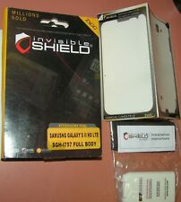 Invisible SHIELD Clear protective film Samsung Galaxy S II Skyrocket HD I757