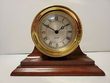 Chelsea Presidential Clock - Presidential Collection Clock 4.5� Msrp $580
