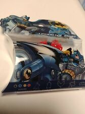 Character Bandz Batman Shapes Elastic Bracelets 10 Packs of x20 Shapes New