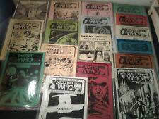 Lot of 17 Doctor Who Memorbillia Vintage 60s 70s (bhrc1)