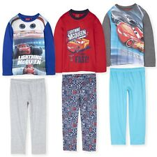 Boys HO2065 Disney Cars Long Sleeve Pyjama Set 3-8 Years