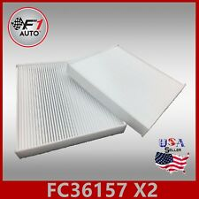 FC36157(X2PCS) PREMIUM CABIN AIR FILTER for 2011-12 SANTA FE & 2009-10 SONATA