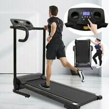 Folding Treadmill 2.0 HP Electric Motorized Fitness Running Home Machine,w/LCD