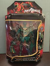 Power Rangers Mystic forces Minotaur dragon 18cm action figure MISB