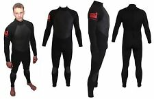 ALL SIZES.Full winter steamer 5/3 surf wetsuit by NCW. GBS hot melt taped seams.
