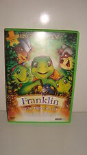 DVD ENFANT LE FILM DE FRANKLIN  ET LE TRESOR DU LAC