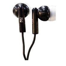 Nutek Ep-102-1 Stereo Earbuds - Black