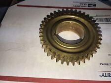 Used OEM Worm Gear, Troy Bilt Horse Tiller Wheel Drive 36 Teeth Gear #GW-1221