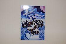Stille Nacht A1/1-82 Marek Mann Karte Vilbocard Villeroy NEU Austellungstück