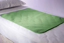 BULK LOT SAVE 30 x WASHABLE INCONTINENCE WATERPROOFED BED PAD PROTECTOR 71x90cm