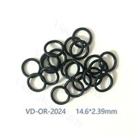 50pcs For Bosch Fuel Injector  Rubber Oring  Size:14.6x2.39mm VD-OR-2024