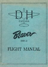 DE HAVILLAND CANADA DHC-2 BEAVER FLIGHT MANUAL