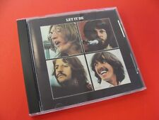 The Beatles Let It Be CD EMI DADC CDP 7 46447 2 Early Pressing