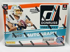 2021 Panini Donruss NFL Football Mega Box Brand New Factory Sealed