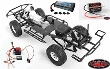 RC4WD Trail Finder 2 Truck Kit Z-K0054 Bundle Kit, ESC, Motor & Battery