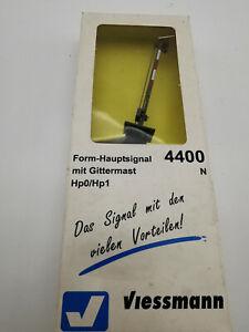 VIESSMANN  ECHELLE  N  SEMAPHORE  4400