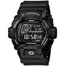 Casio G Shock Mens Tough Black GR-8900A-1ER Solar Watch