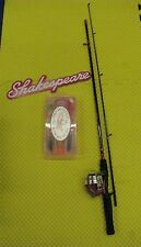 """Shakespeare LadyFish 5'6"""" Spincast Combo with Tackle LADYCOMPSCKIT"""