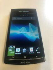 Sony Ericsson XPERIA Arc-Teléfono inteligente Negro (Desbloqueado)
