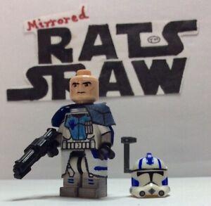 Lego Star Wars minifigure Trooper - Clone Custom ARC Trooper Echo
