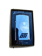 1974 DTI Zippo Brand New