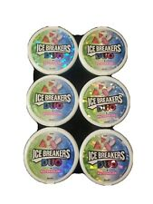 Icebreakers Duo, Watermelon fruit flavored,  set of 6, new. Exp 11/21-01/22