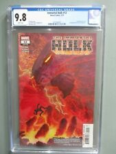 Immortal Hulk 12 CGC 9.8!! 1st Appearance One Below!! All Ross cover!!