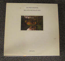 FREE 2for1 OFFER-George Winston–Ballads And Blues 1972-Lost Lake Arts–LLA 81/LP
