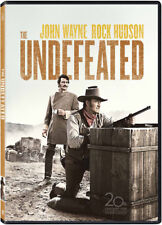 The Undefeated [New DVD] Dubbed, Repackaged, Subtitled, Widescreen
