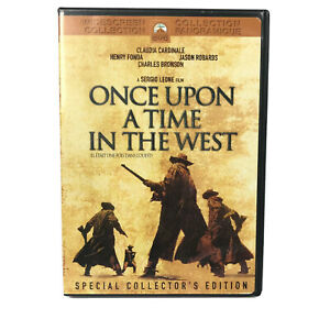 Once Upon A Time In The West Special Collectors Edition DVD REGION 1