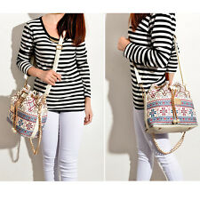Fashion Retro Shoulder Canvas Crossbody Messenger Women Bag Handbag Bolsos Bolsa
