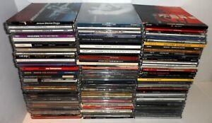 107 x ROCK INDIE METAL CD SINGLES JOB LOT BUNDLE ALL LISTED + PHOTOS