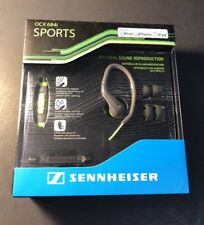Official Sennheiser OCX 684i Sports Ear-hook Headphone NEW