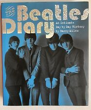 The BEATLES Diary An Intimate Day By Day History By Barry Miles Hardcover Book