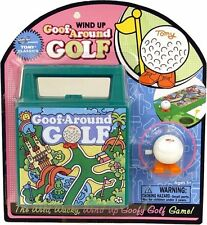 NEW Wind UP Goof-Around Golf NEW Vintage 80's Game by TOMY