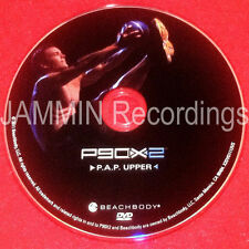 P90X2 - P.A.P. UPPER DVD - BRAND NEW - P90X