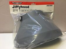 ASA JIFFY HOOD for IFR TRAINING VIEW LIMITING DEVICE p/n  ASA-H2G