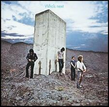 THE WHO - WHO'S NEXT D/Rem CD w/BONUS Trax ~ PETE TOWNSEND~ROGER DALTREY *NEW*