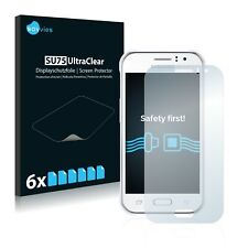 6x Savvies Su75 Film de protection Écran pour Samsung Galaxy J1 Ace