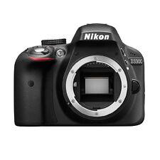 Nikon D3300 24.2 Mp DX-Format CMOS Digital SLR Camera Body Only Black