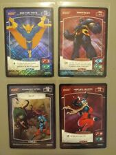 MetaX JUSTICE LEAGUE - 20-card Booster Pack FOIL LOT (all different)