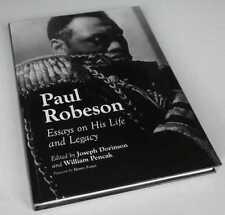 Joseph Dorinson (Editor):  Paul Robeson: Essays on His Life and Legacy