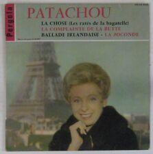 Tour Eiffell 45 tours Patachou 1965