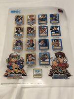 SNK Vs Capcom - Neo Geo Pocket - Rare Japanese File Folder
