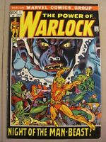 The Power of Warlock #1 Marvel Comics 1972 Series Guardians of the Galaxy 3