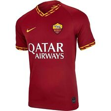 Aj5559 613 Nike Roma FC 2019-20 Short Sleeve Men's Home Jersey Sz Large