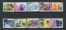 SWITZERLAND USED 2000 SG1449-1459 TOURISM